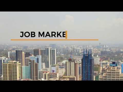 BrighterMonday Kenya's CEO Talks About The Kenyan Job Market Report, 2017