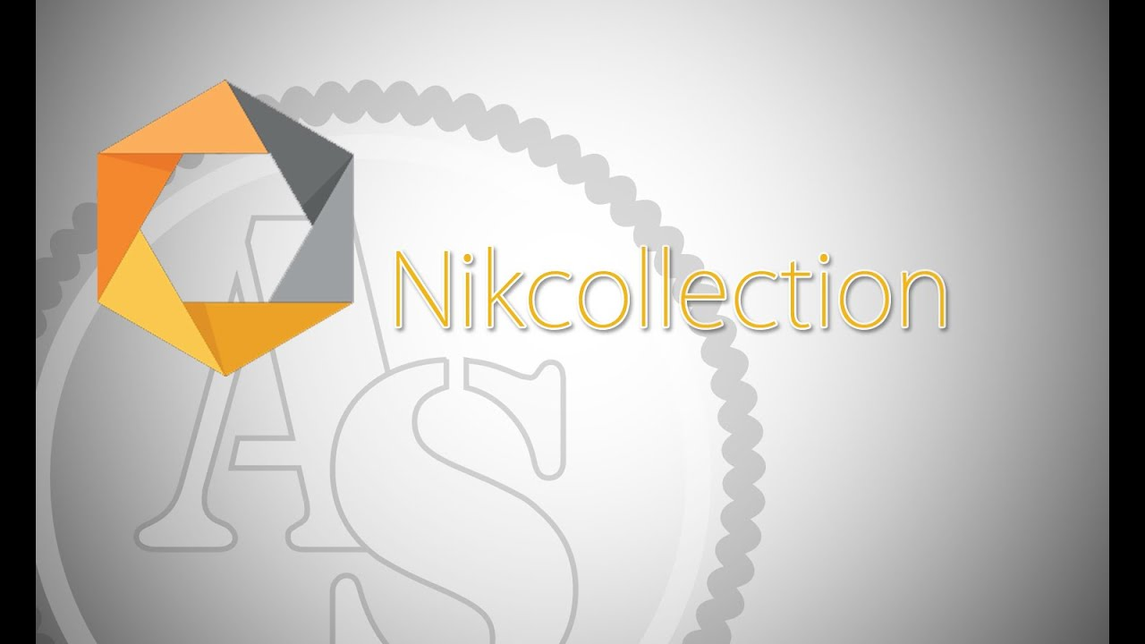Plaga Ejecutar Incorrecto  Nik Collection - use it as a standalone application - YouTube