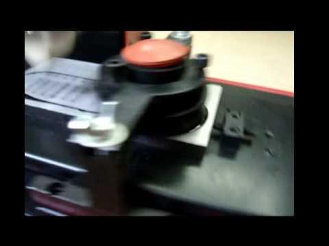 Tampografia Electrica (Ink Cup Pad Printer)