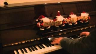 "Ryan Sheridan: ""Walking In The Air"" (piano cover)"