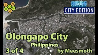 Cities Skylines - City Edition - Olongapo City by Meesmoth - 3 of 4 - Public Transport