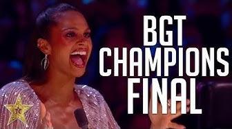 Britain's Got Talent: The Champions 2019! | FINAL | Got Talent Global