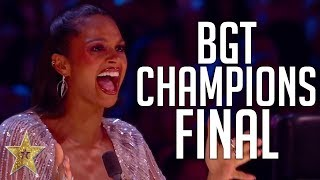 Britain's Got Talent: The Champions 2019! El | FINAL | Got Talent Global
