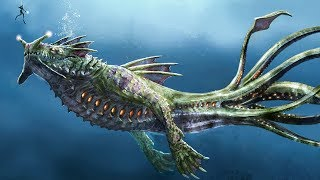 SEA DRAGON APPEARS, CASTLE UNDER THE HELL! | Subnautica # 10
