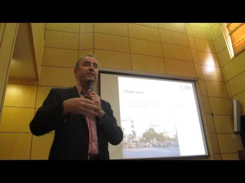 Professor Carl Johan Sundberg's presentation about physical activity (Part 1)