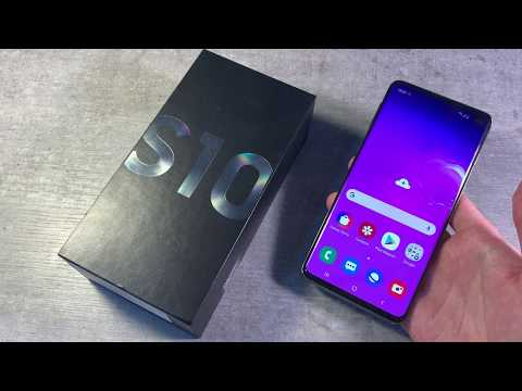 Обзор Samsung Galaxy S10 8/128GB (G973F)