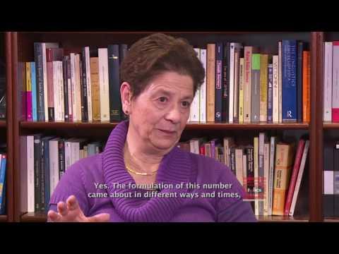 Italics: Women's History Month: Anna Pizzuti | Marcella Bencivenni