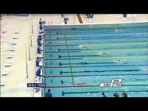 Swimming - Women's 400M Individual Medley Final - Beijing 2008 Summer Olympic Games