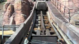 Wild West Falls HD POV (Movie World, Australia)
