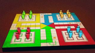 Super Ludo - Traditional Board Game