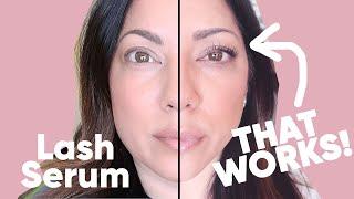 LILASH REVIEW (updated)| Lash Serum that works | Naomi Peris Bridal