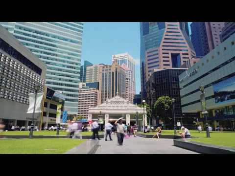 Thales' Security Solutions in Singapore