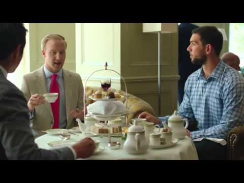 Tea Time with Andrew Luck