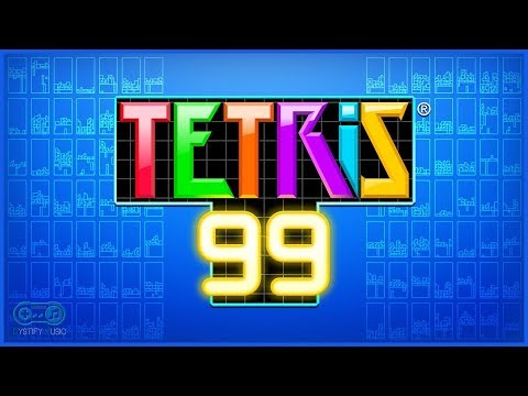 Menu - Tetris 99 Soundtrack
