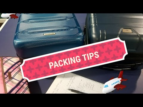 Packing for a trip in TAMIL | tips| what is in my carry on suitcase