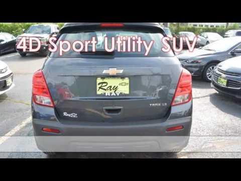 115 Car Leasing Spring Grove Il 60083 33625 2016 Chevrolet Trax