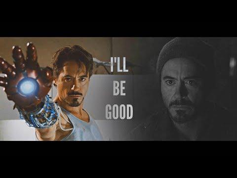 Tony Stark   I'll be good