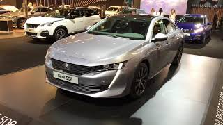 New Peugeot 508 2019 - first look in 4K (interiro & exterior design)