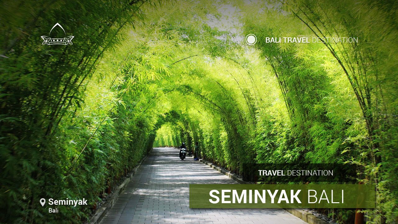 Wisata Seminyak Bali Youtube