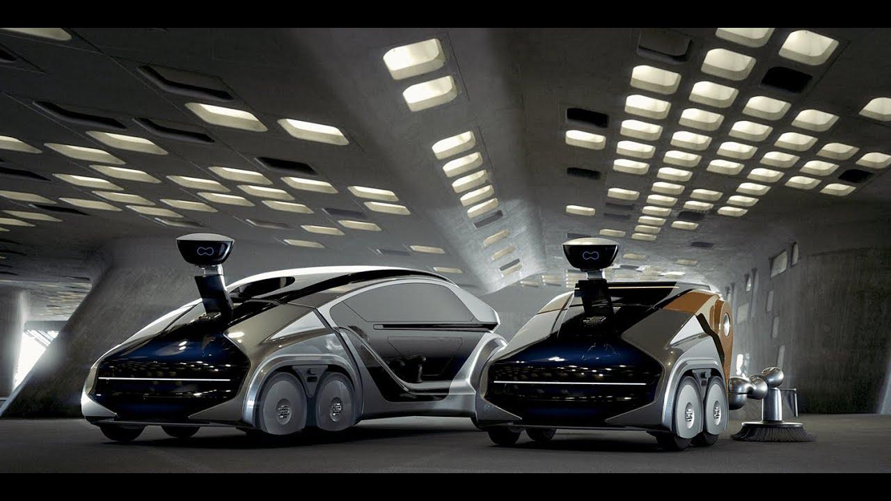 EDAG CityBot - IOTA - Future of Mobility - Smart Mobility 8