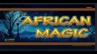 African Magic - Slot Machine
