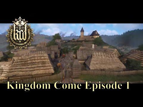 Kingdom Come: Deliverance - Episode 1 - Parental Advisory (Bad Language)