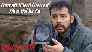 Quick Look | Formatt Hitech Firecrest Filter Holder Kit