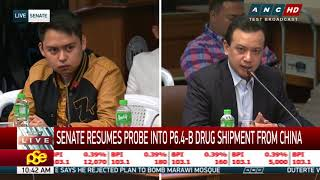 Broker pins Paolo Duterte, brother-in-law in Customs mess