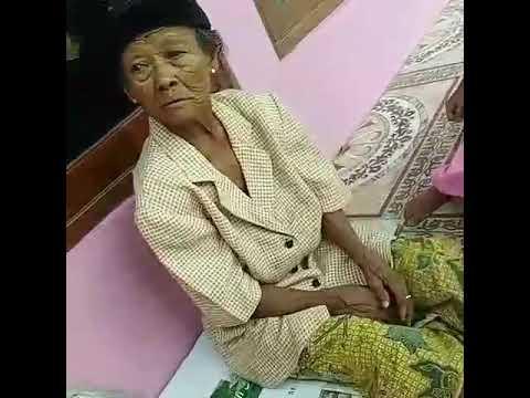 Nenek marah lucu pollll