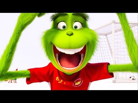 The Grinch 'World Cup' Trailer (2018) HD
