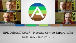 NPK Original Gold® - Meeting Compo Expert Italia