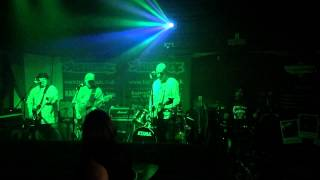 Thatchers Bush - Pressure Drop - Toots and the Maytals Cover (Live @ The Turbinia 26.10.14)