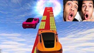GTA 5: HEFTIGES AUTORENNEN! | PrankBrosGames