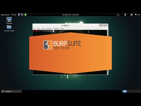 How to configure BurpSuite in your Kali Linux-By Spirit