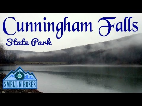 Cunningham Falls State Park, Maryland: Hike in the Rain