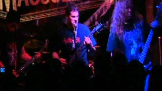 MAUSOLEUM - Radioactive Resurrection Live in Cleveland 6-2-2012