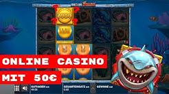 Online Casino Test - Wie weit komme ich mit 50€ ?! | Deutsch