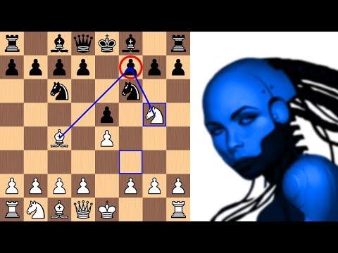 Leela Chess Zero ID 464 vs Houdini 6