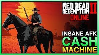 *SECRET Red Dead Redemption 2 Online Money Spot - FREE AFK Money - Red Dead Redemption 2 Online