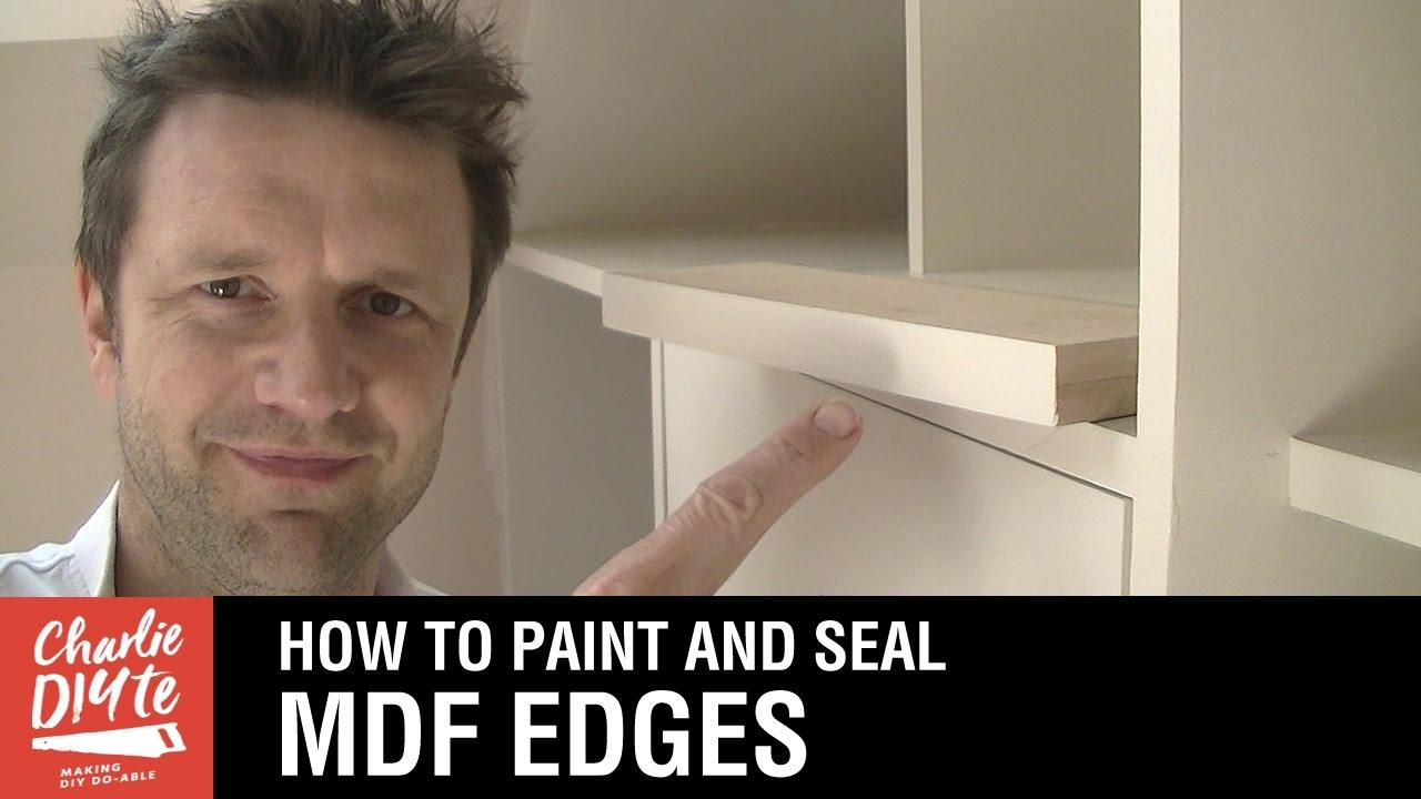 Sealing Mdf Edges Pva