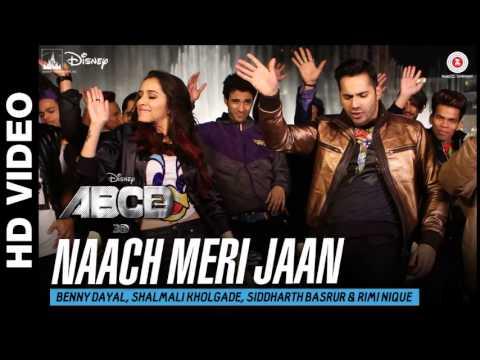 'Naach Meri Jaan' Audio Full Song-ABCD2