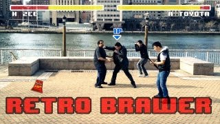 Retro Brawler IRL - Final Rage