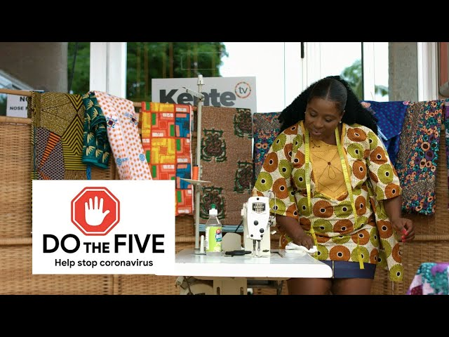 Do the Five - Gloria Osei Sarfo