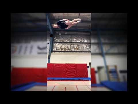 Floreat Resident Eva Kierath's Olympic Trampoline Dream