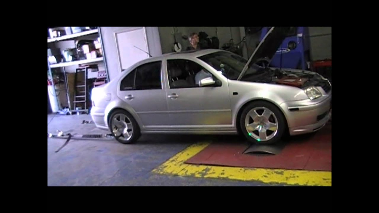 2001 volkswagen jetta vr6 12v dyno run youtube. Black Bedroom Furniture Sets. Home Design Ideas