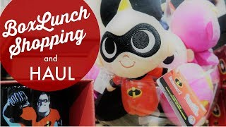 BOXLUNCH Shop With Me & HAUL May 25 INCREDIBLES 2