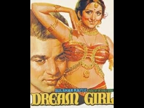 Download Dream Girl   Kishore Kumar   Dharmendra & Hema Malini   1977