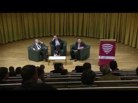 Values for Money - Donald Hay and Simon Deakin at Cambridge University