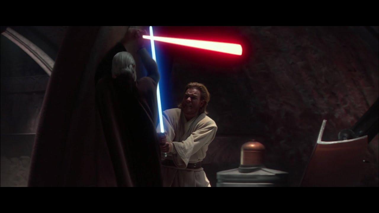 Star Wars Prequel Era Lightsaber Duels Ranked (Attack of ...