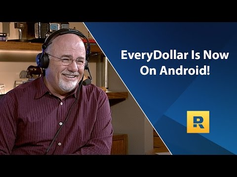 EveryDollar - Budgeting App - Now Available On IOS And Android!